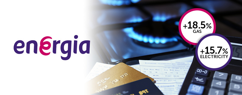 Image Energia increases its prices for third time this year
