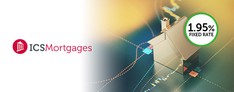 Image ICS Mortgages introduces 1.95% fixed rate