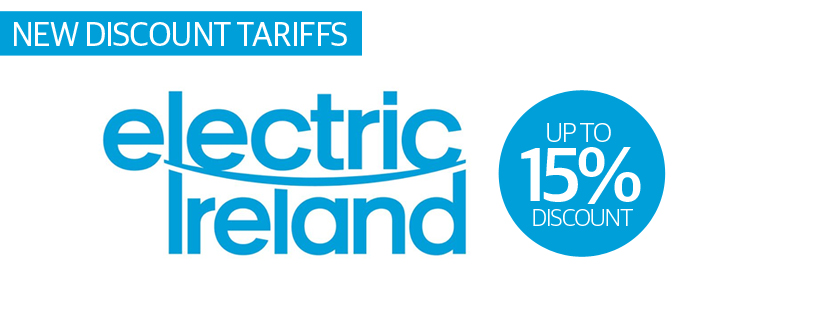 Image Electric Ireland Announces New Customer Discounts