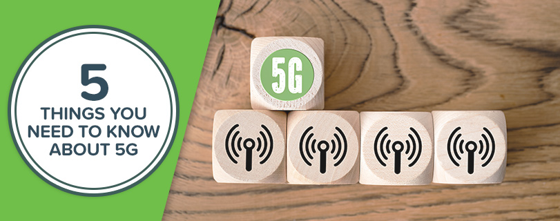 Image 5 things you need to know about 5G