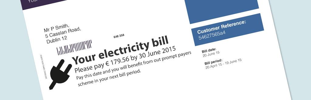 Image How do I read my energy bill?