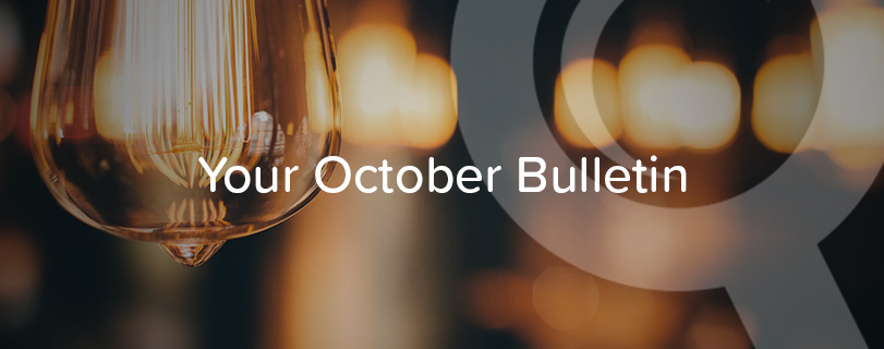 Image Your October Bulletin
