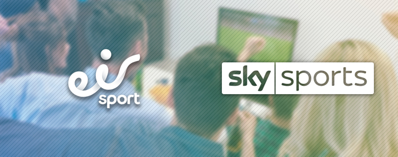 Image eir Sport vs Sky Sports - what is the best TV sports package for football fans?