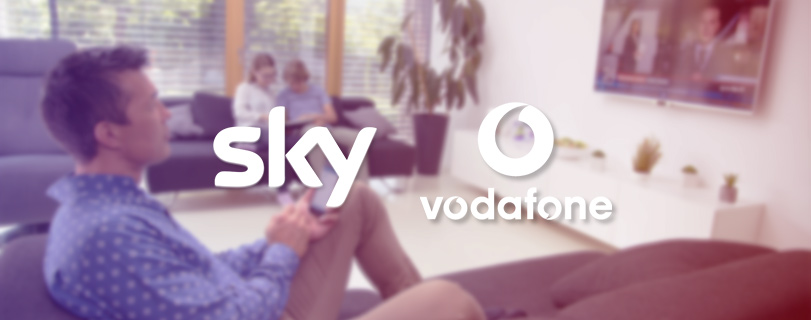 Image Sky and Vodafone will increase prices in December