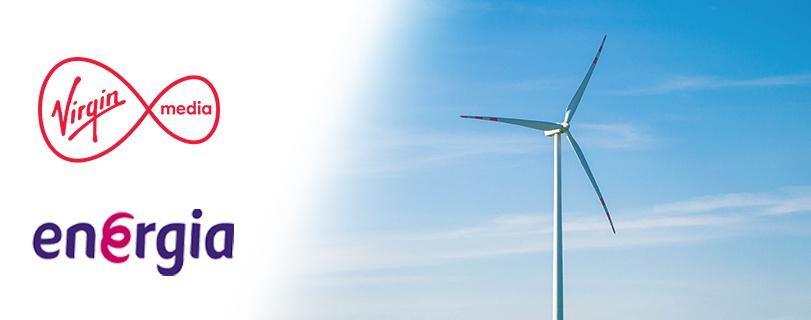 Image Virgin Media partners with Energia to provide Ireland's greenest broadband