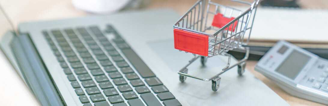 Image How to shop online safely and avoid getting scammed
