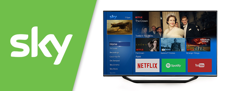 Image Sky and Netflix join forces at last