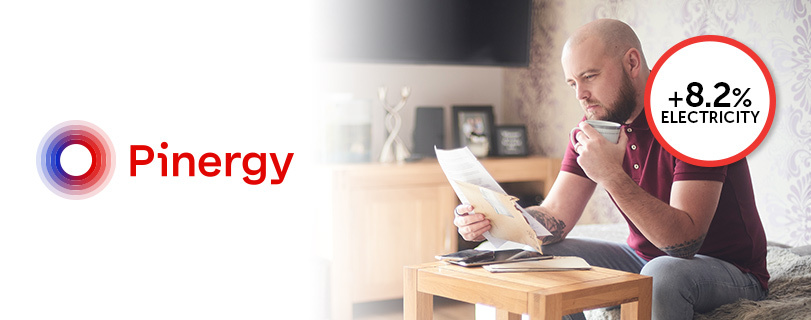 Image Pinergy to increase its electricity prices for the second time this year