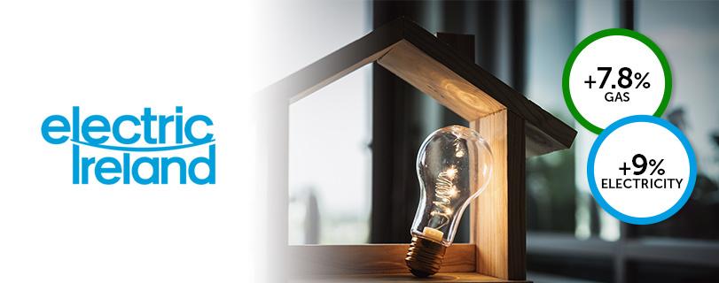 Image Electric Ireland announces big energy price increase