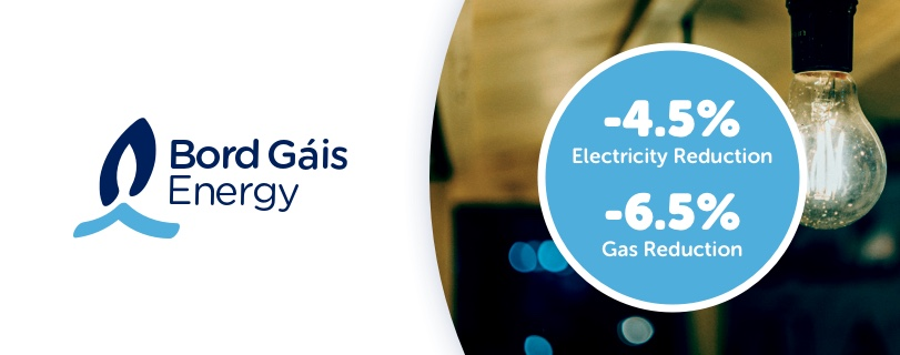 Image Bord Gáis Energy joins the price party with second price drop in under six months