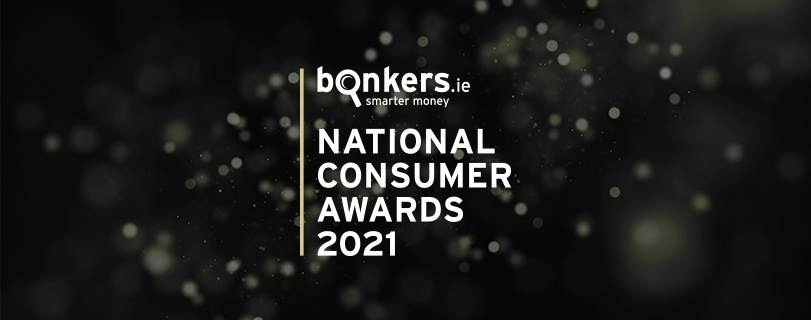 Image Announcing the 2021 bonkers.ie National Consumer Awards