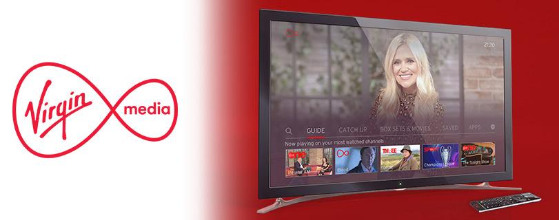 Image Virgin Media launches its new set-top box: Virgin TV 360