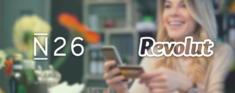 Image N26 versus Revolut - how do they compare?