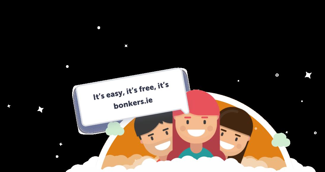 Bonkers mascots savings
