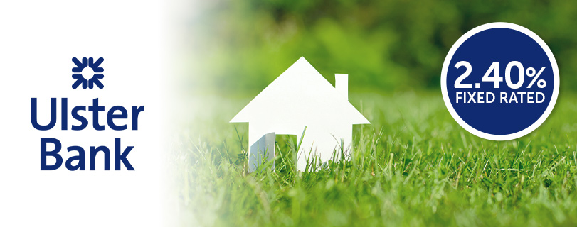 Image Ulster Bank launches new green mortgage rate