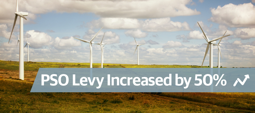 Image PSO Levy to increase by over 50% from October 1st