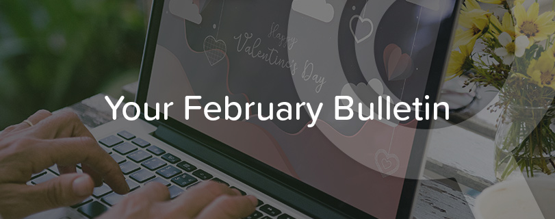 Image Your monthly round-up: February 2019